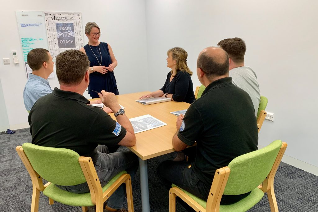 leadership and team coaching portsmouth